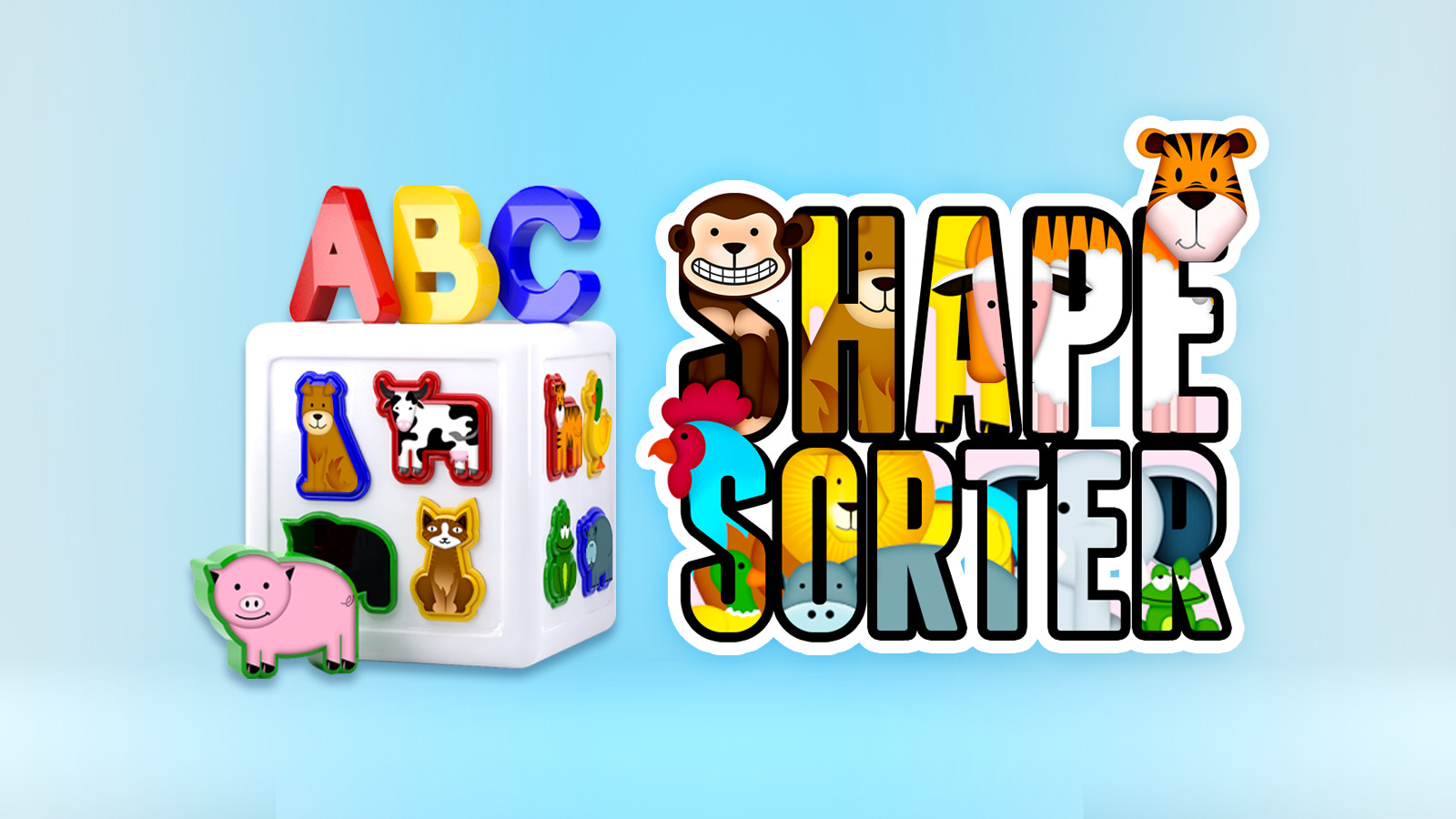 Play Video - Shape Sorter